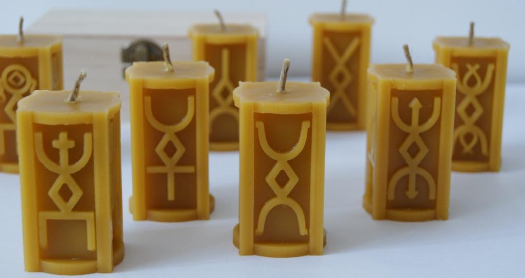 Когда использовать рунную свечу?