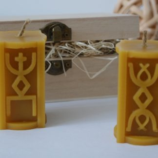 Наборы рунных свечей