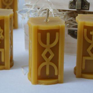 Рунные свечи
